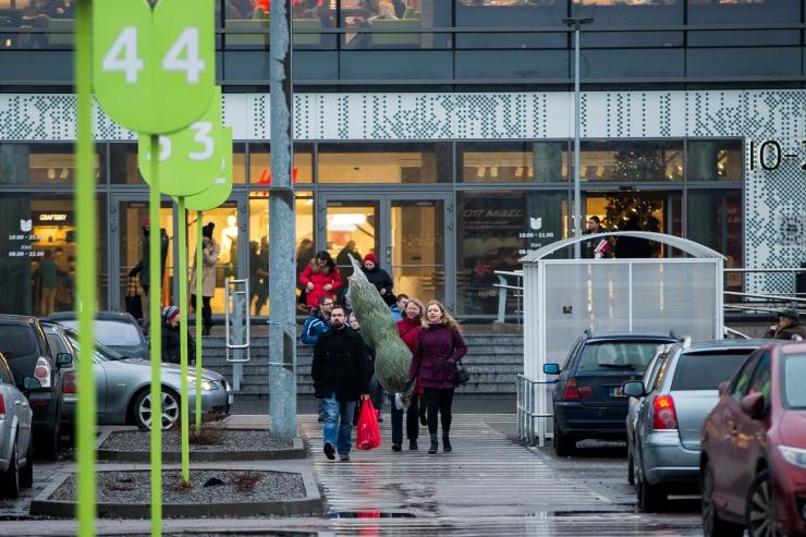 Uuring: Ülemiste on endiselt populaarseim kaubanduskeskus