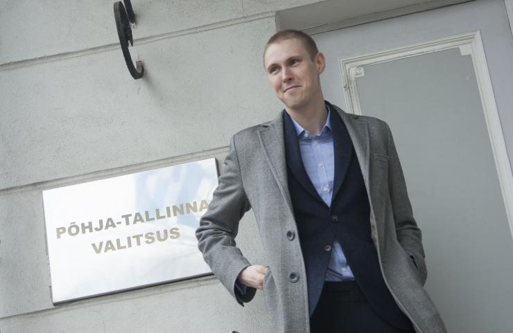 Kaljulaid tahab Põhja-Tallinnas opositsiooni kaasata