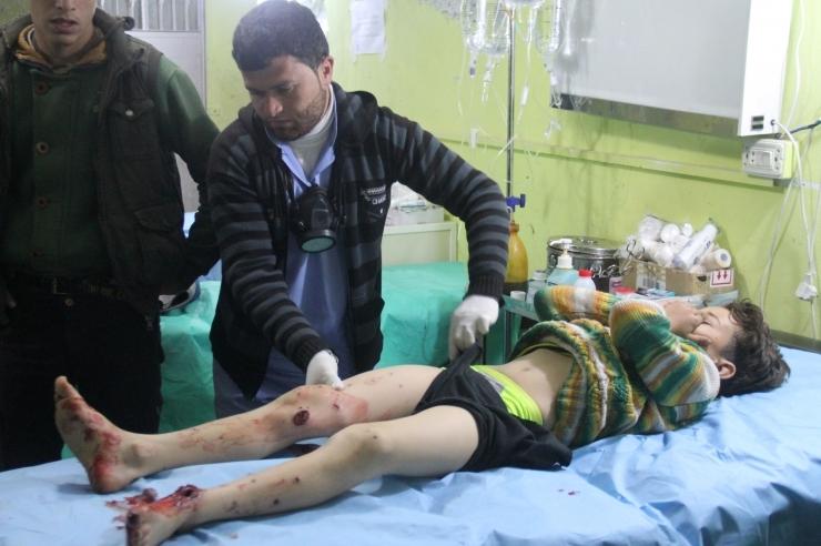 ÜRO: Süüria režiim on süüdi aprillikuises keemiarünnakus