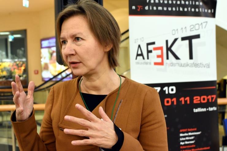 Täna algab Tallinnas ja Tartus Rahvusvaheline Nüüdismuusika Festival AFEKT