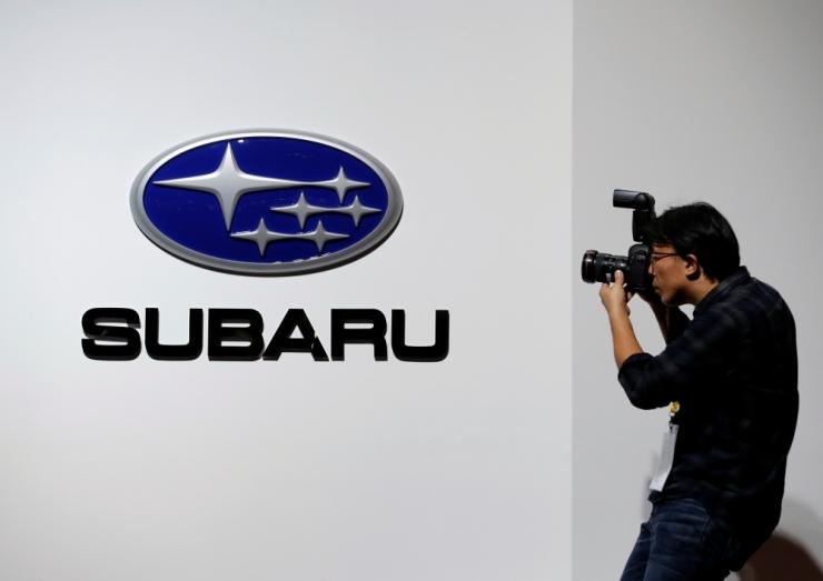 Subaru lubas volitusteta töötajatel autode ülevaatusi läbi viia
