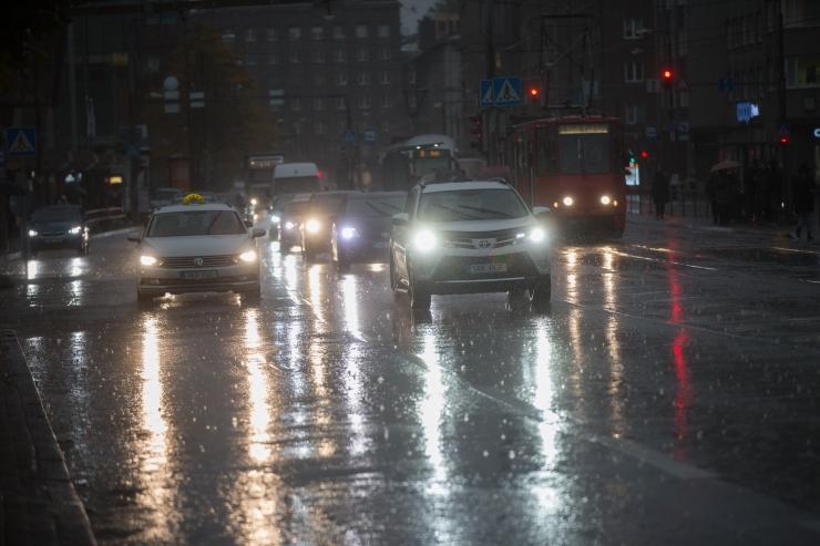 Nullilähedane temperatuur võib teed libedaks muuta