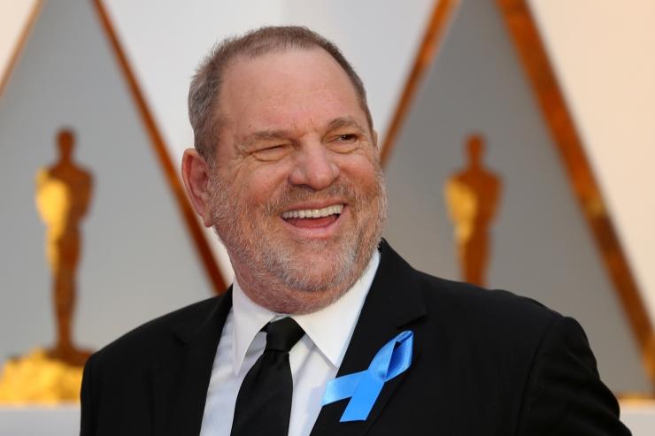 Hollywoodi produtsendid viskasid Weinsteini endi seast välja