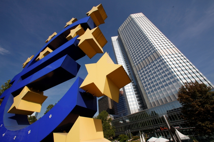Euroala majandus kasvas kolmandas kvartalis 2,5 protsenti