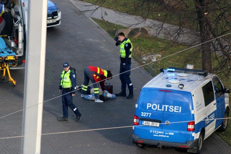 FOTOD JA VIDEO TULISTAMISEST! Tulistamises hukkus Transferwise'i kaasasutaja Kristo Käärmanni vend
