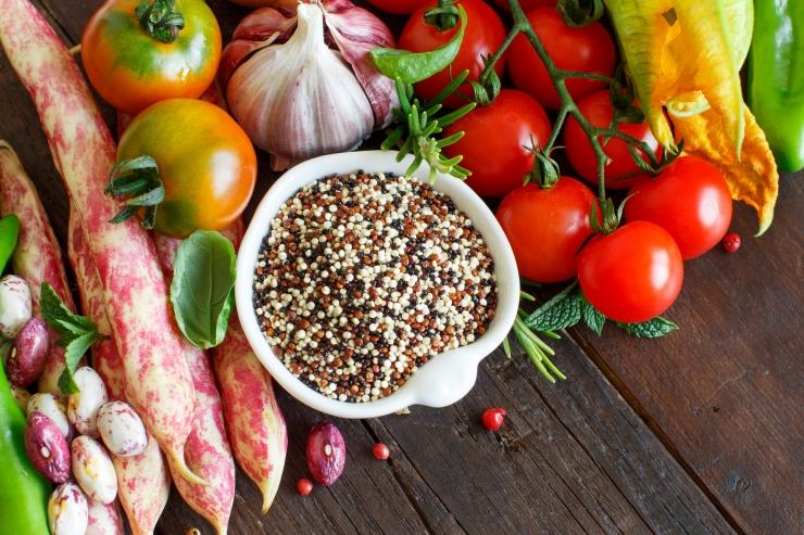 Viis põhjust taimetoidu eelistamiseks