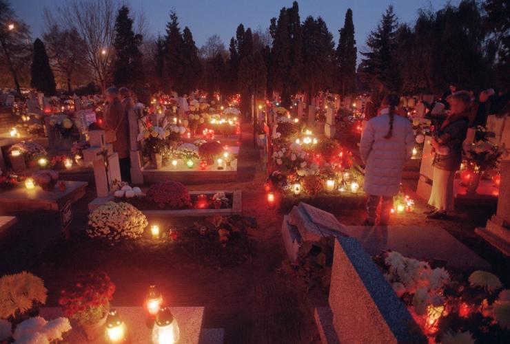 Tallinn tähistab hingedepäeva kaunite kontserditega