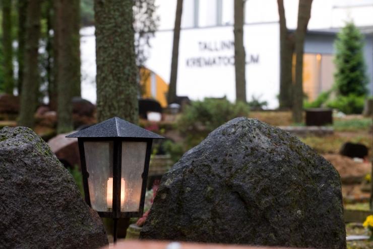 Hingedepäeval toimub Pärnamäel omasteta lahkunute matusetalitus