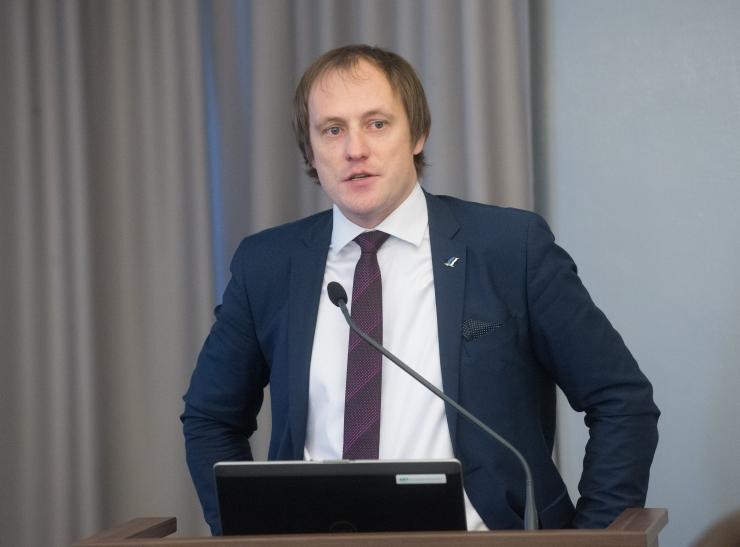 Viimsi volikogu valis esimeheks Taavi Kotka