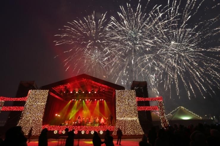 Tallinnas tähistatakse Hiina uut aastat kontserdi ja Pekingi nädalaga