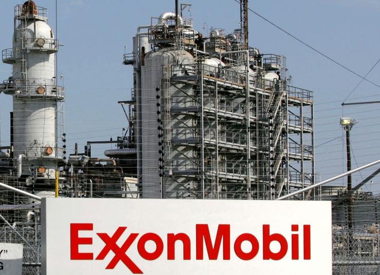 USA naftafirma ExxonMobil peab tehaste saastet vähendama