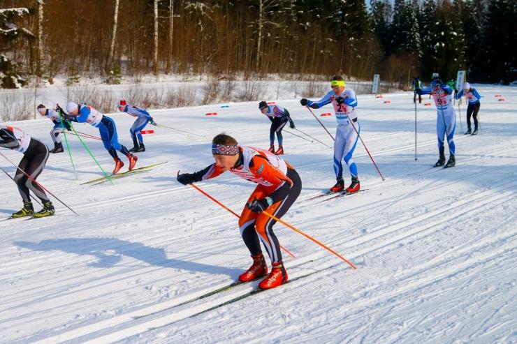 EOK ja Sportland esitlesid Eesti olümpiakoondise uut Salomoni võistlusvormi