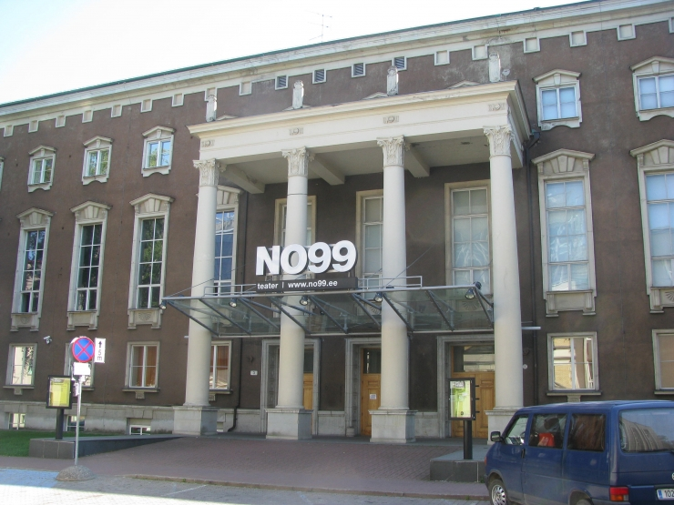 NO99 sai osa Euroopa teatripreemiatest