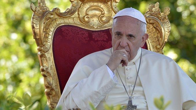 Paavst taunib terrorirünnakuid