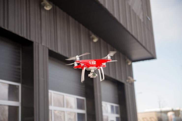 Politsei kaasas Pärnus kadunud Johannes otsingutesse droonid