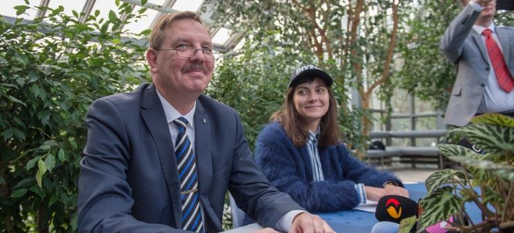 VIDEO! TAAVI AAS: Tallinnast saab Roheline Pealinn mitte ainult tiitliga, vaid ka tegudes