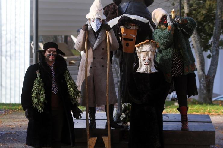 Eestimaised mardipäevalised seljatavad välismaise Halloweeni