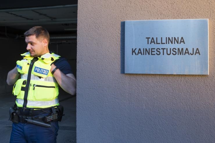 Oktoobris toimetati Tallinna kainestusmajja 418 inimest