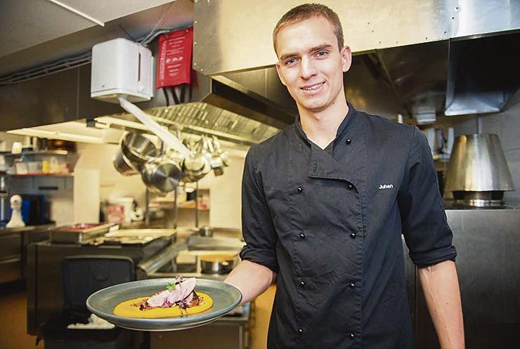 Restoranide nädal pakub soodsalt pardirinda ja kuusevõrse küpsist