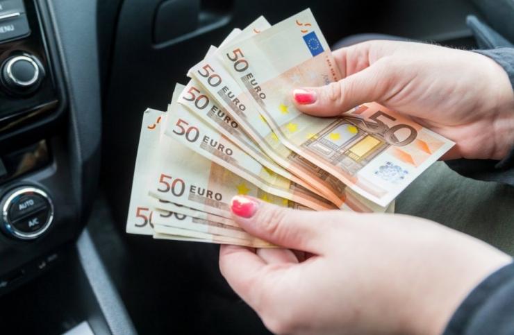GRAAFIK: Kuidas mõjutab sissetulek maksuvaba tulu suurust