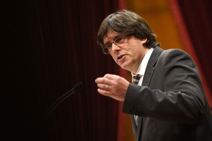 EL: Puigdemonti vahistamiskäsk kuulub kohtute kompetentsi