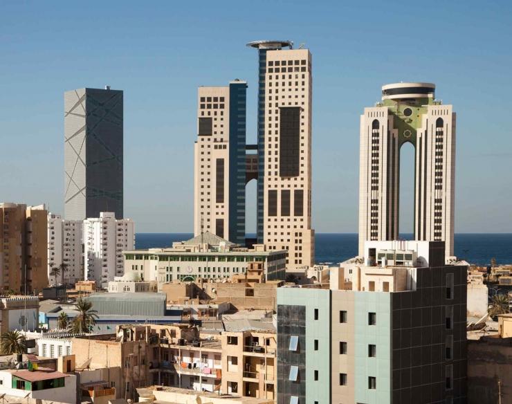 Liibüas jäid kadunuks sakslasest insener ja kolm türklast