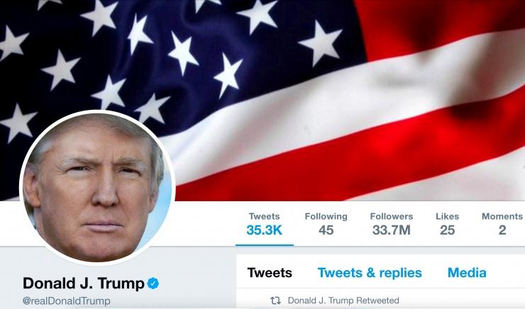 Twitter tugevdas USA presidendi konto sulgemise tõttu turvameetmeid