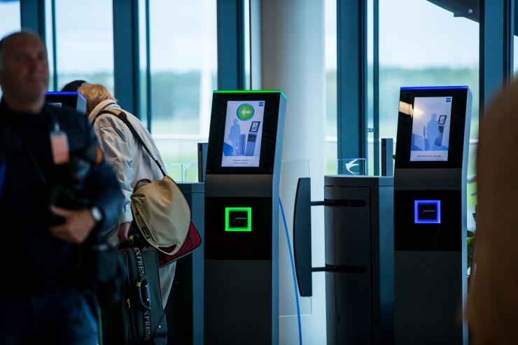 Tallinna lennujaam evakueeris reisijad kahtlase eseme tõttu