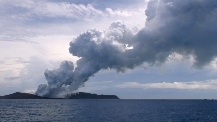 Tonga lähistel leidis aset maavärin magnituudiga 6,8