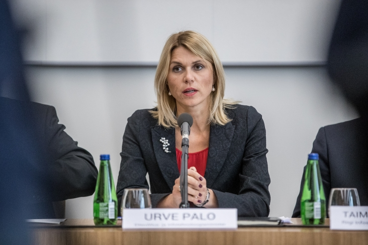Palo saatis kooskõlastamiseks andmesaatkonna ratifitseerimise eelnõu