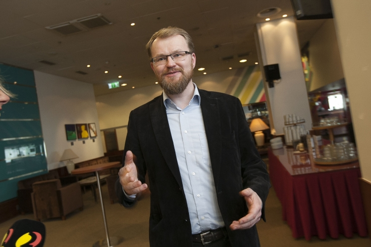 Lauri Beekman: ühiskonna suhtumine alkoholi on muutumas