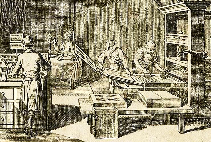 Tallinna esimene trükikoda andis eestlastele kirjakeele