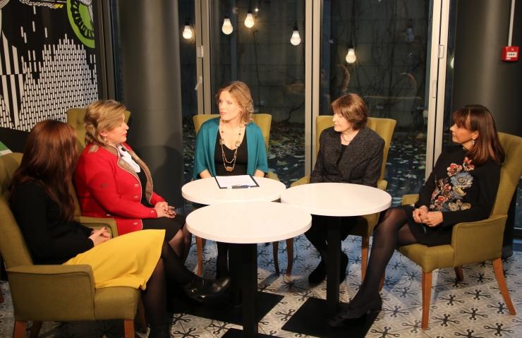 Rita Rätsepp: meedias kajastuvad skandaalid võivad puhastada ühiskonda
