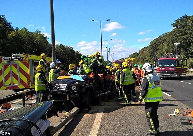 Senegalis hukkus liiklusõnnetuses 25 inimest