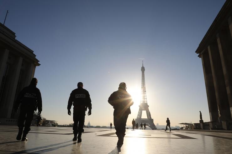 Prantsusmaal ja Šveitsis vahistati kümme terrorikahtlusalust