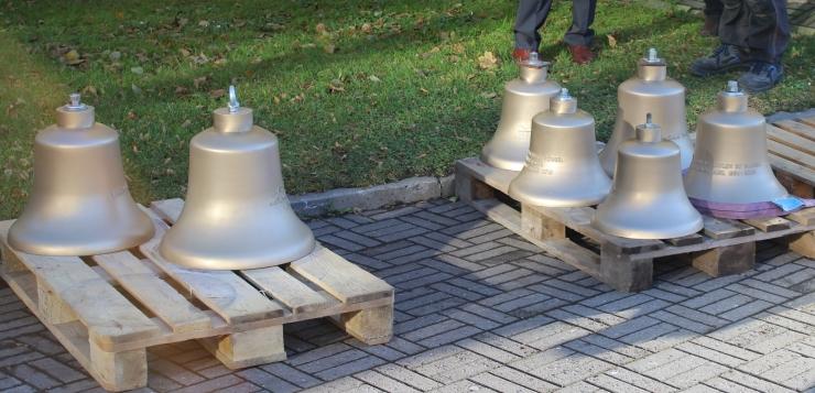 Jaani kiriku torni tõstetakse 25 kellamängu kella
