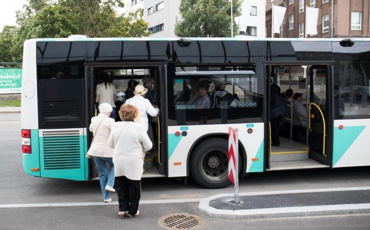 Reisija uste vahele jätnud bussijuht sai karistada
