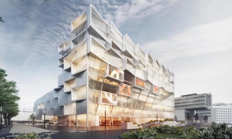 UHKED IDEED: Vaata, milliseks võib Tallinna Kaubamaja kvartal muutuda