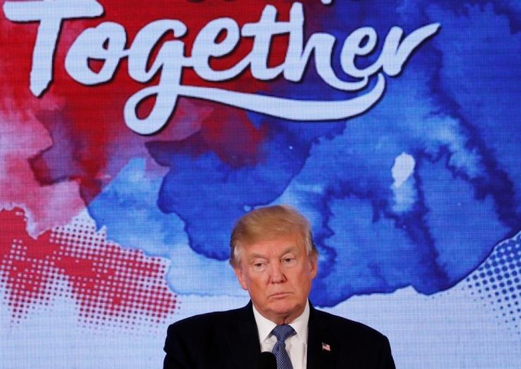 Trumpi ei kutsuta Pariisi kliimatippkohtumisele