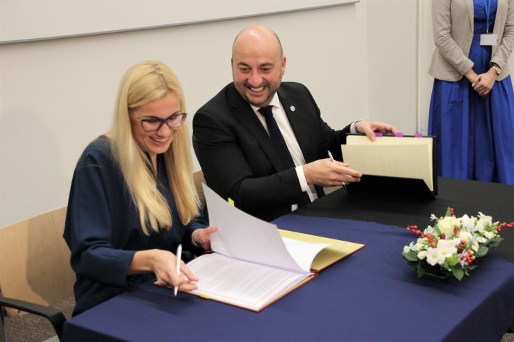 Eesti ja Luksemburgi majandusministrid allkirjastasid leppe 10,5 miljoni euro eest energiastatistika vahetamiseks