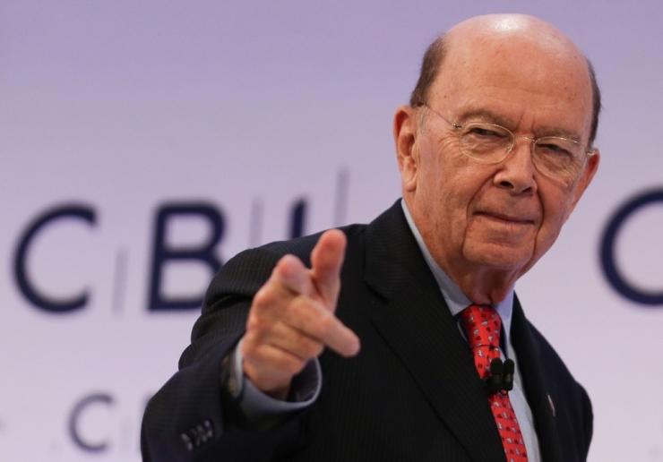 Forbes: USA kaubanduminister pole miljardär