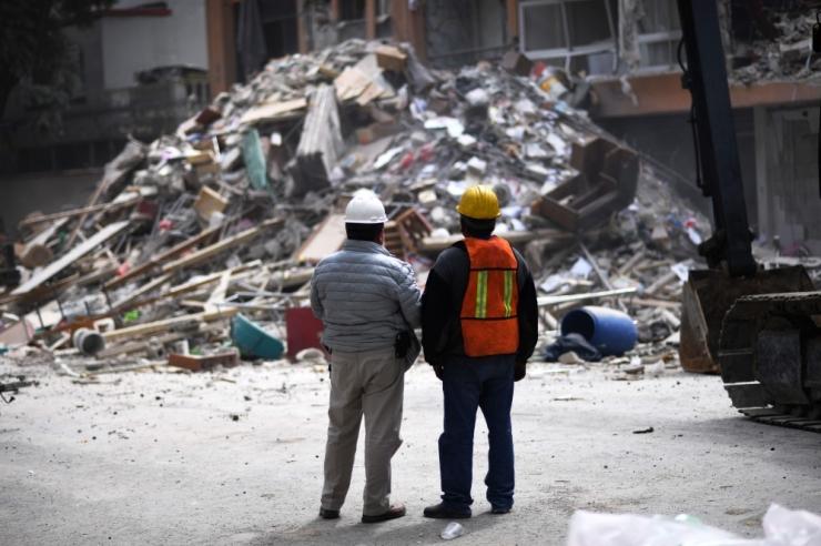 Mehhiko maavärinate ülesehitustööd vajavad 2,5 miljardit dollarit