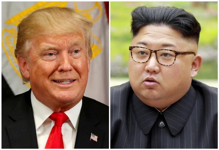 Trump kaalub järgmisel nädalal Põhja-Korea terrorinimekirja kandmist