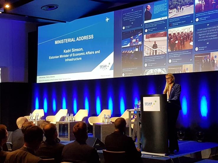 Euroopa lennuliiklusässad arutavad taristu digiteerimist