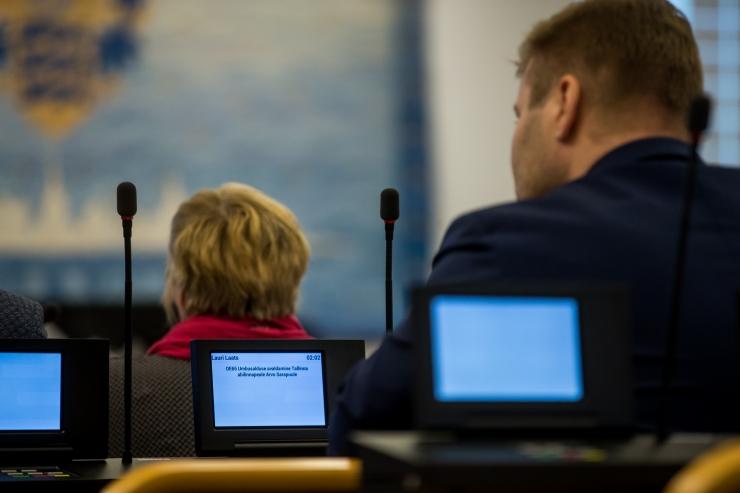 Tallinna Linnavolikogu valib linnapea juba homme