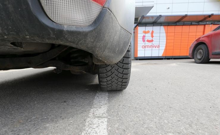 LKF: Parkimiskohtade laiendamine vähendab liiklusõnnetusi