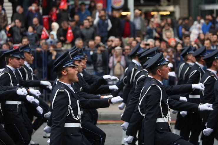 Riigimeedia: politsei pidas Ankaras kinni üle saja arvatava islamisti