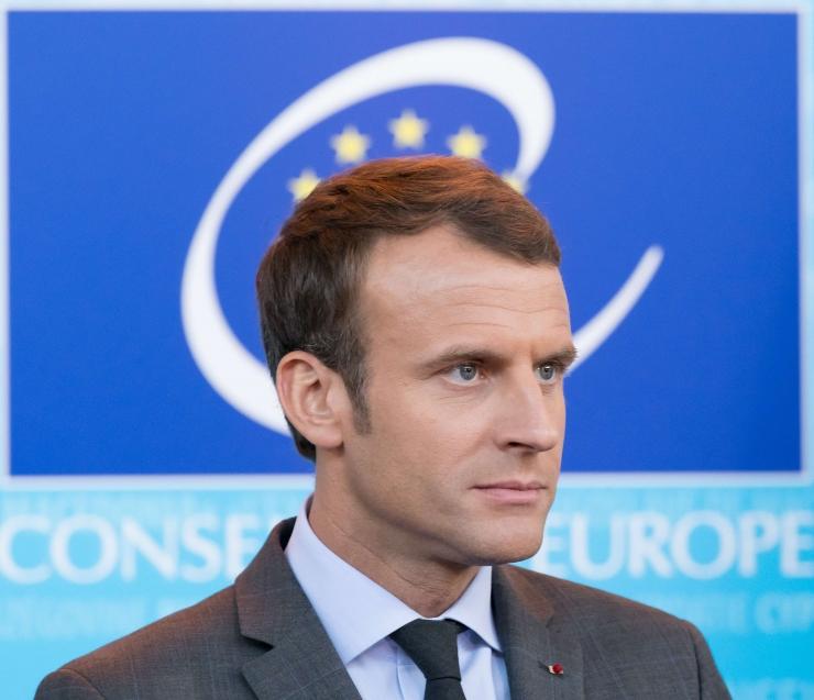 Macron: võitlus džihadismiga ei ole läbi