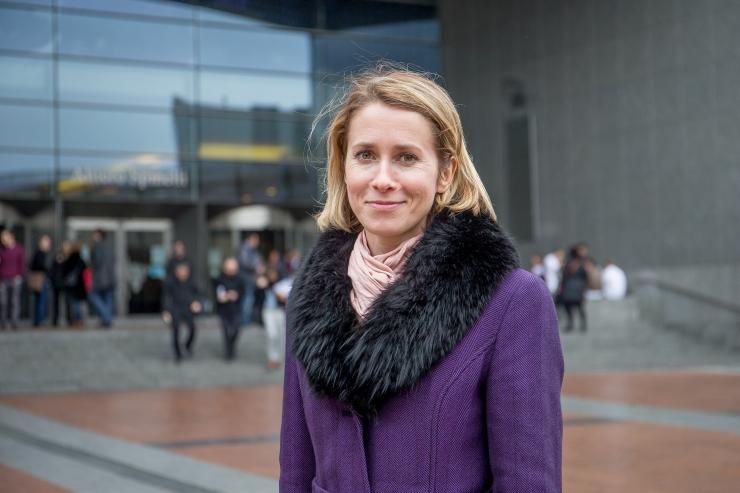 Politico valis Kaja Kallase Brüsseli mõjukaimate naiste hulka