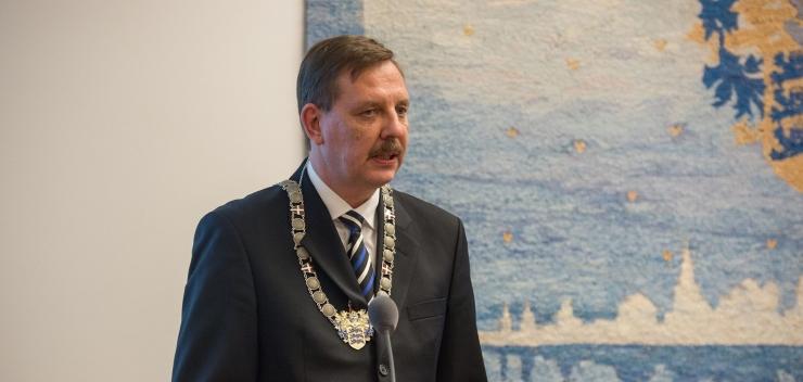 FOTOD! Linnapea Taavi Aas: Tallinn peab olema hooliv ning sotsiaalselt mõtlev linn